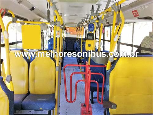 onibus urbano - torino - ano 2012 - mb 1519