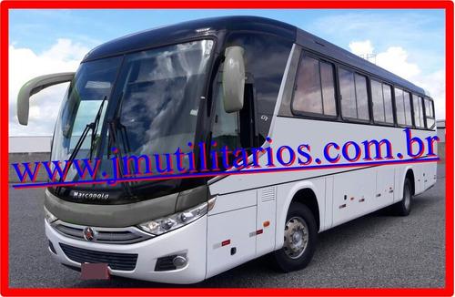 onibus viaggio 1050 g7 ano 2015 vw 17.260 44 l jm cod 100