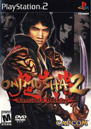 onimusha 2 * samurais destiny / playstation 2 ps2