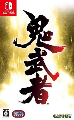 onimusha warlords switch - version japonesa - sellado*