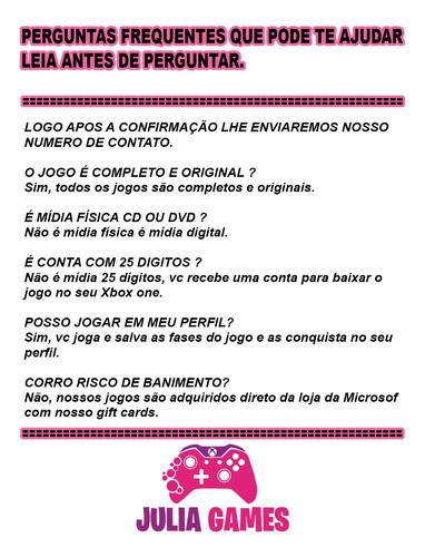 onimusha: warlords xbox one midia digital + 1 brinde