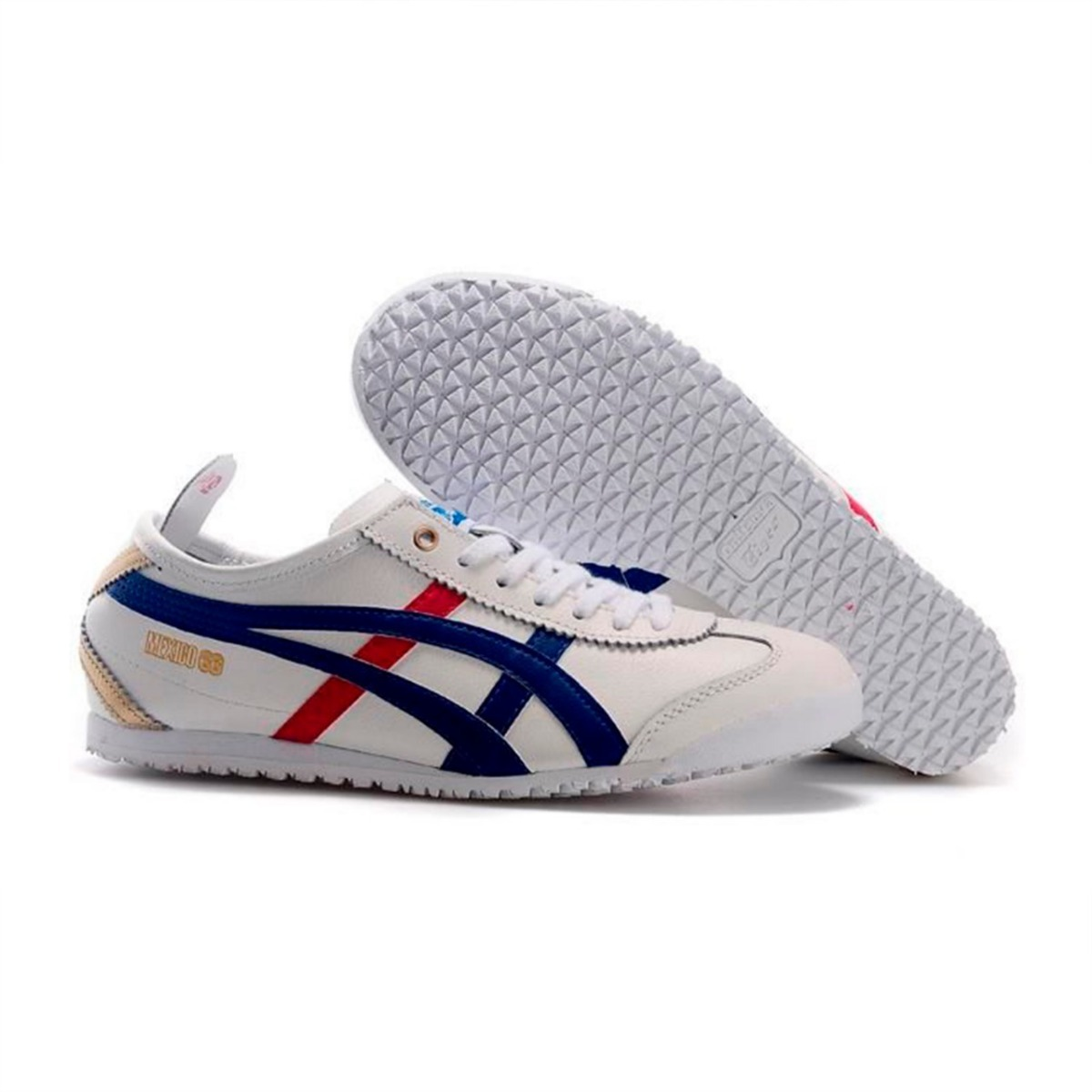 on sale 9a11d 8c514 Onitsuka Tiger Mexico 66 Gold Envio Inmediato
