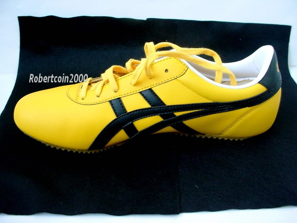 buy online da2d4 8411d Onitsuka Tiger Tai-chi Bruce Lee-sapatilha-kill Bill