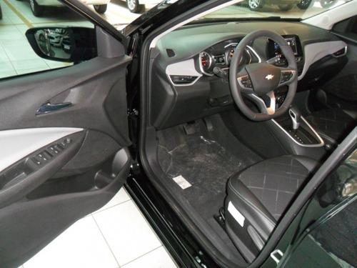 onix 1.0 turbo flex plus premier automático 10km