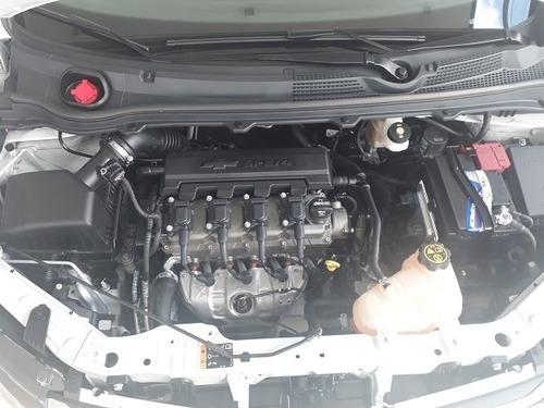onix 1.4 mpfi ltz 8v flex 4p automático 23986km