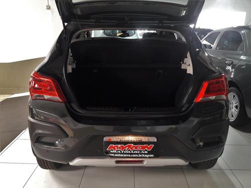 onix hatch activ 1.4 8v cambio automático com 7.000 km novo