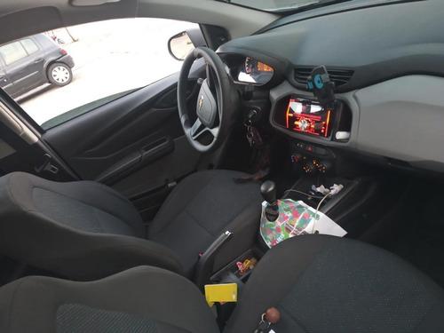 onix joy 21.500m prata uber -   vendo ou passo financiamento