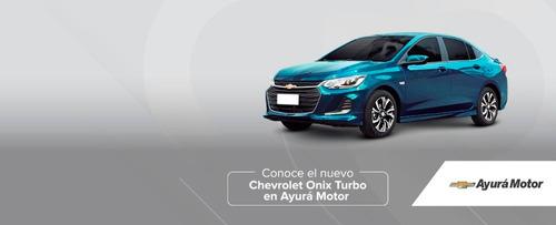 onix turbo hb y sedan 0km