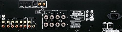 onkyo a-9050 amplificador integrado stereo 75w x 2 rms 8 ohm