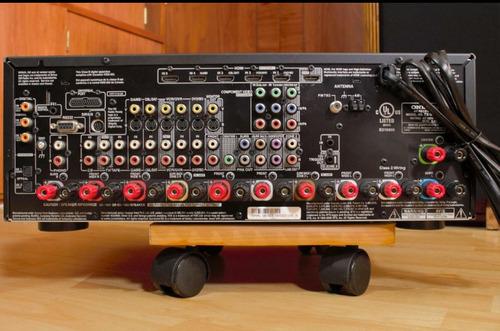 onkyo thx 11 parlantes 2 bajos,amplificador,teatro,equipo.