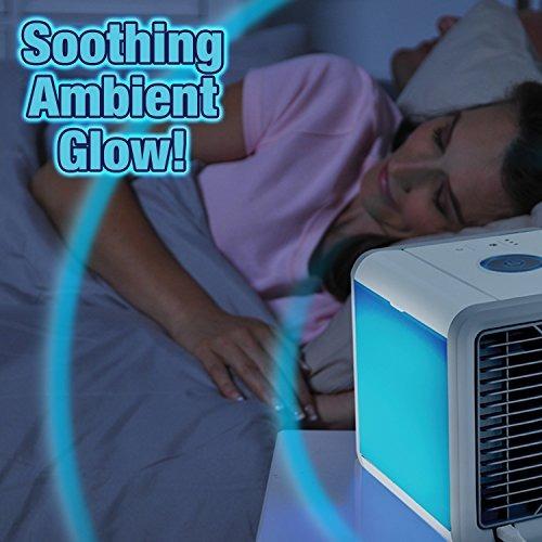 ontel arctic air personal space cooler aire acondicionado po