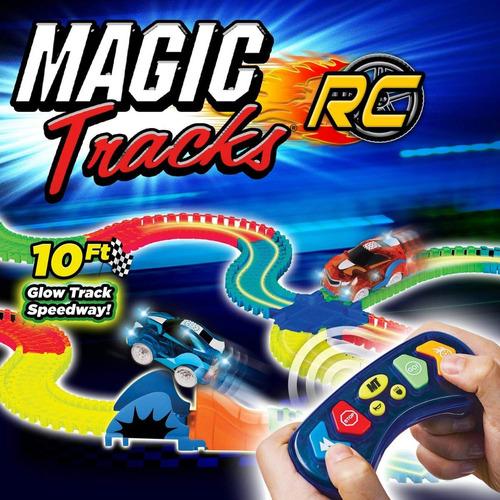 ontel magic rastrea 1 rc con turbo coches de carreras