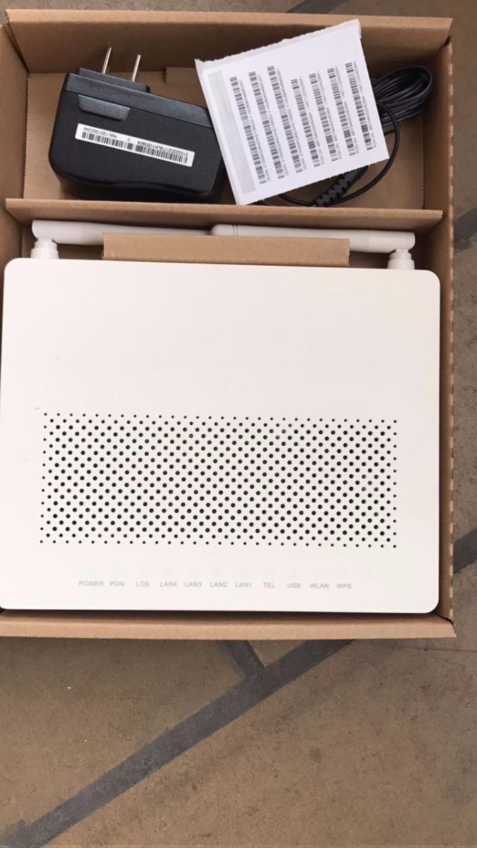 Onu Gpon Wifi Huawei Hg8546m 2pots+3fe+1ge+1usb*branco*