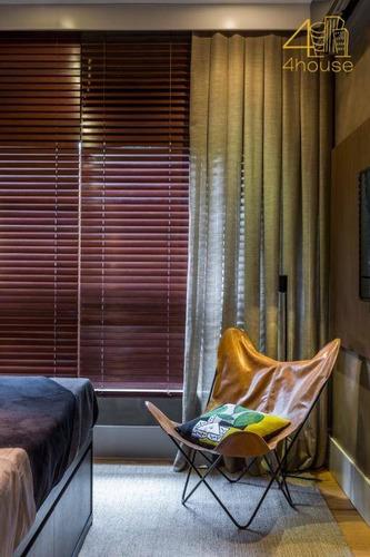 ony sixty vila olimpia-apartamento  na michel milan, 107 - ap1764