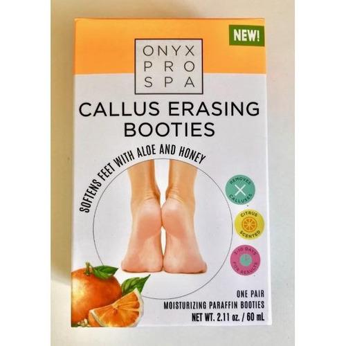 onyx pro spa - callus erasing booties