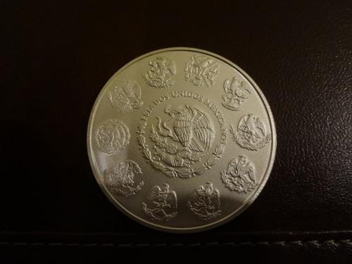 onza de plata libertad año 2003 (cápsula y envío gratis)