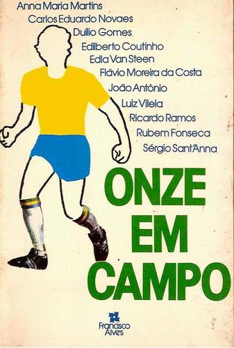 onze em campo - 1a edição - 1986 - futebol