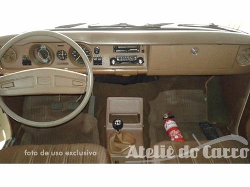opala 1979 original com opcionais comodoro - ateliê do carro