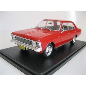 Opala 2500 1969 - Coleção Carros Dos Sonhos - Salvat 1/24