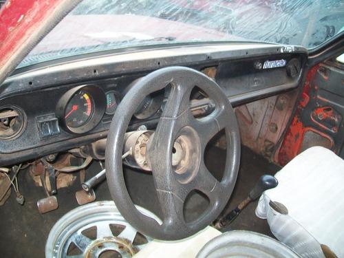 opala 73 4 portas - p/ reformar etc - com mecanica 4cc origi