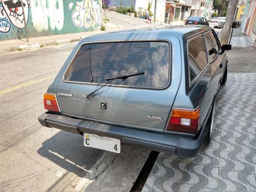 opala caravan 88 motor 6cc alcool 2 portas