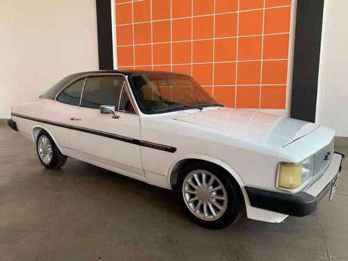 opala comodoro coupe 1981 4.1 6cc relíquia