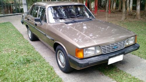 opala comodoro sl/e 2.5 - 1988 - álcool 4 portas manual