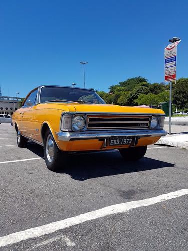 opala coupe luxo  1973 - vendido