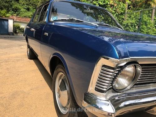 opala especial 2500 1970 2º dono desde 1982- ateliê do carro