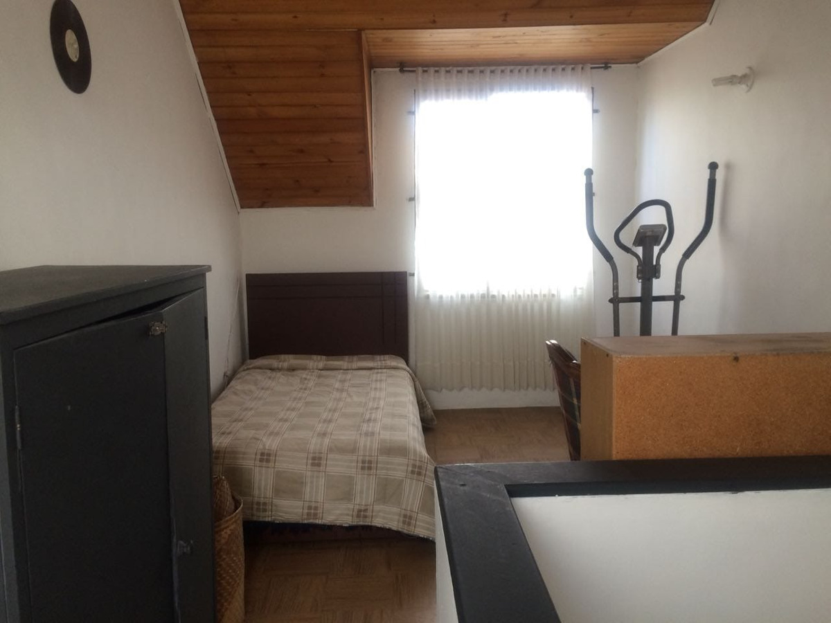 opción de ampliación construcción habitación con baño 3 piso