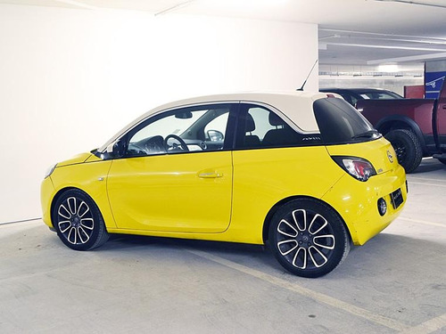opel adam glam impecable 2015