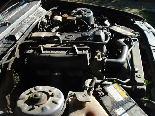 opel rekord año 83 motor 2.3 diesel al día y a mi nombre.