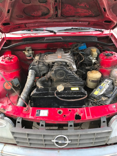 opel rekord motor toyota 1.8 diesel caja 5ta !