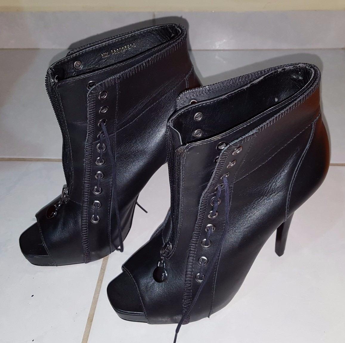 51c7c67f0 Open Boots Santa Lolla - Tamanho 37 - R$ 89,90 em Mercado Livre