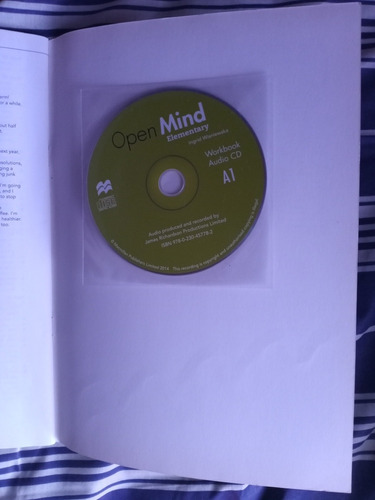 open mind elementary student's book + elementary workbook