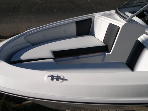 open sport de 4,8 mts con mercury 75 hp full full todo okm