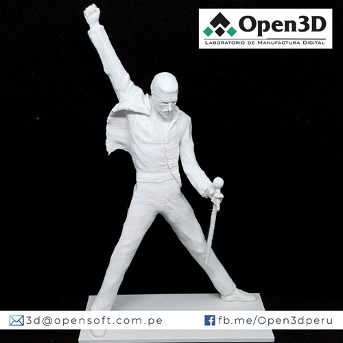 open3d: impresión 3d, prototipo 3d, diseño 3d