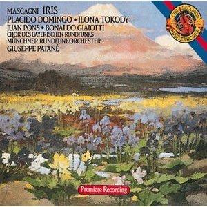 opera mascagni - iris patane 2cd sp0