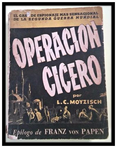 operacion cicero  l.c. moyzisch
