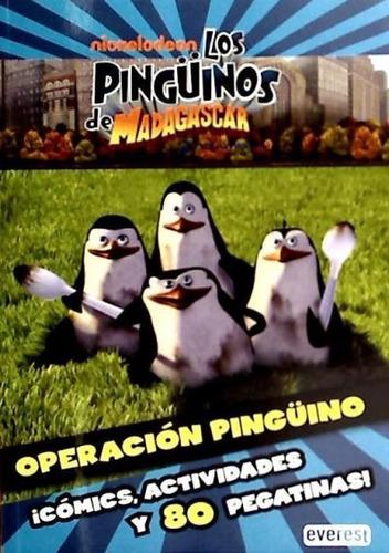 operación pingüino(libro infantil y juvenil)