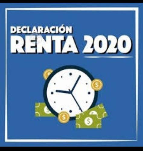 operación renta 2020