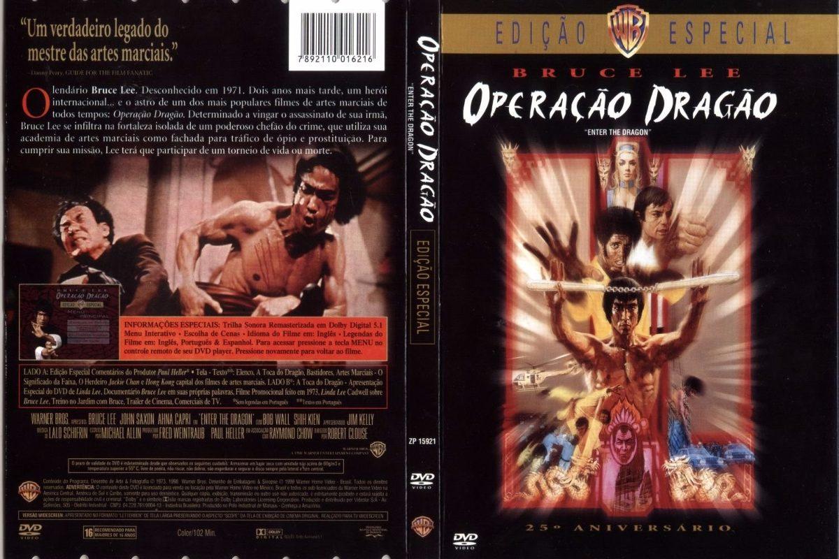 Operação Dragão (1973) - Bruce Lee