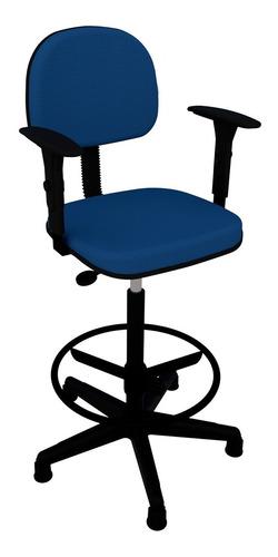 operadora de caixa secretaria giratória c/ braço regulável