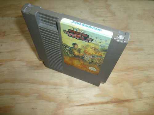 operation wolf nintendo nes