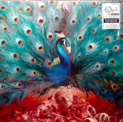 opeth - sorceress - vinilo doble nuevo