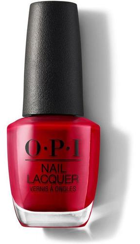 opi esmalte color so hot it berns - nlz13