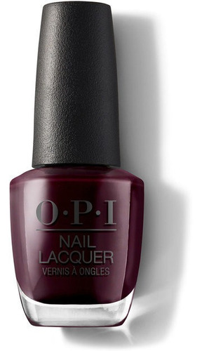 opi esmalte in the cable car-pool lane - nlf62