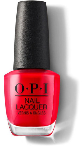 opi esmalte red my fortune cookie - nlh42