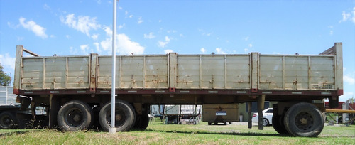 oport. acoplado astivia de 9,35 baranda volcable año 2013
