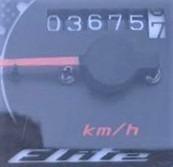 oport. con solo 3.675 km unico dueño. vendo honda elite 2017